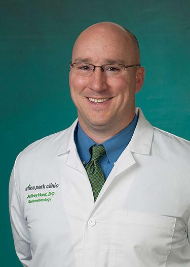 Dr. Jeffrey M Hunt DO