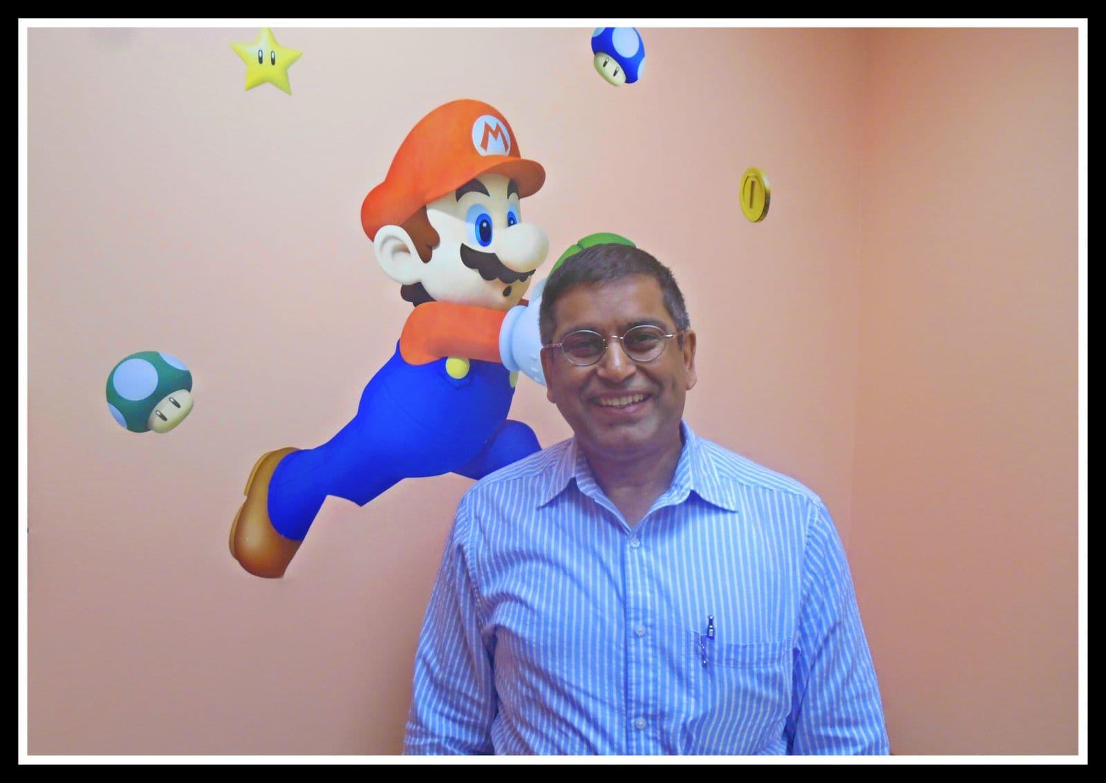 Dr. Shams S Nandwani MD