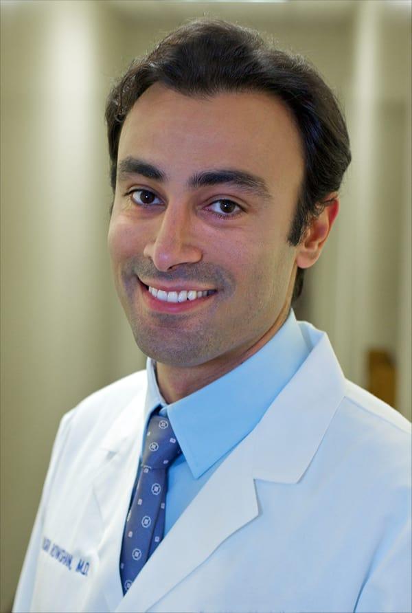 Dr. Kasra Rowshan MD
