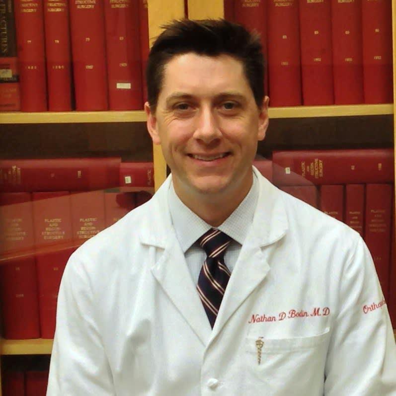 Dr. Nathan D Bodin MD