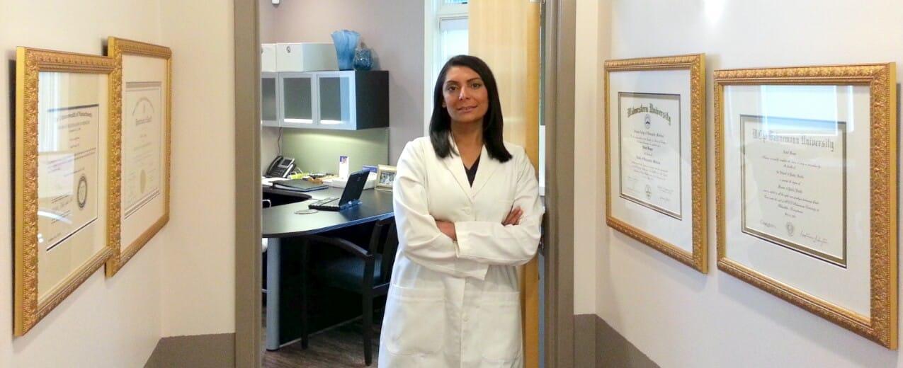 Dr. Sadaf Waqar DO