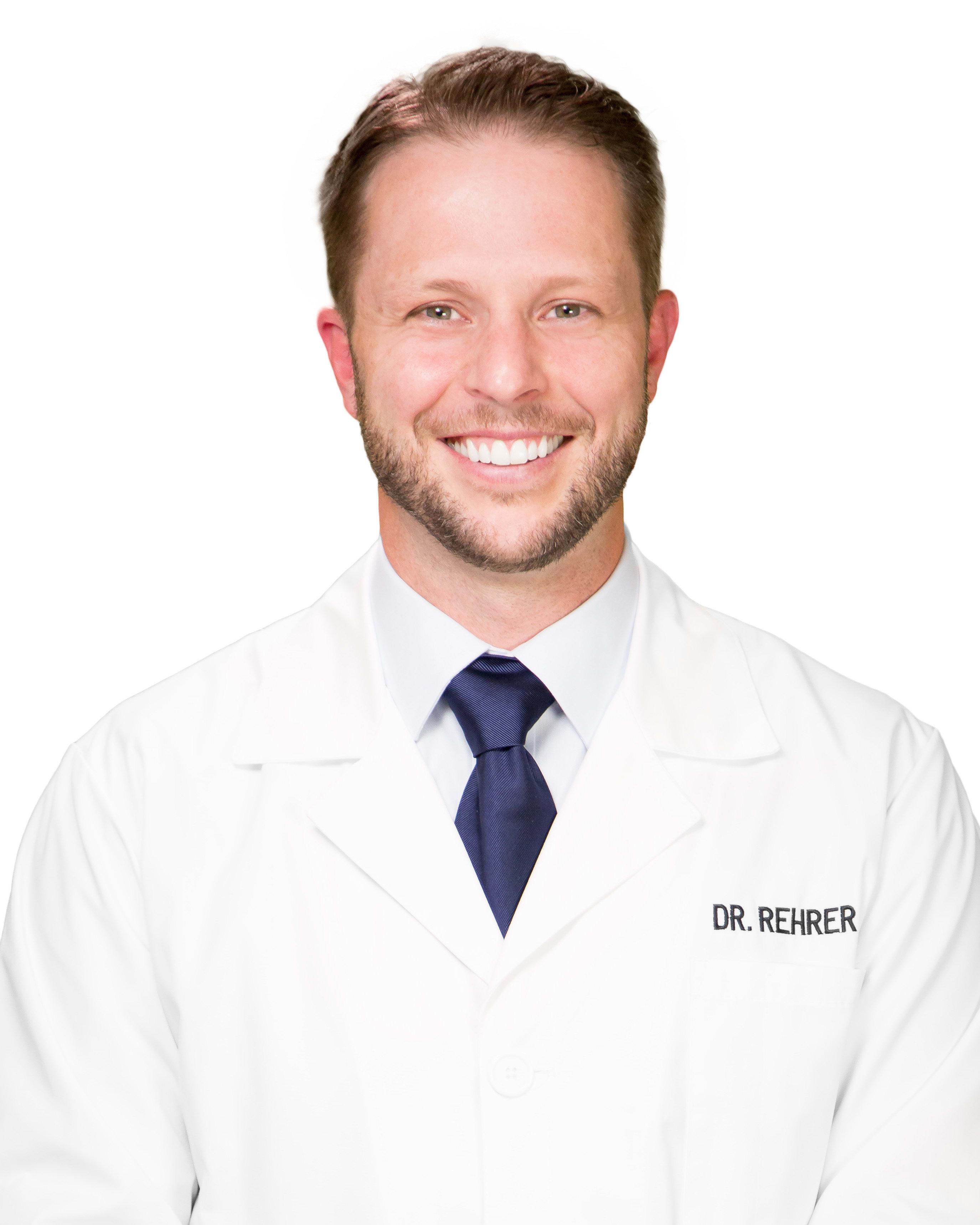 Brandon S Rehrer, MD General Dentistry