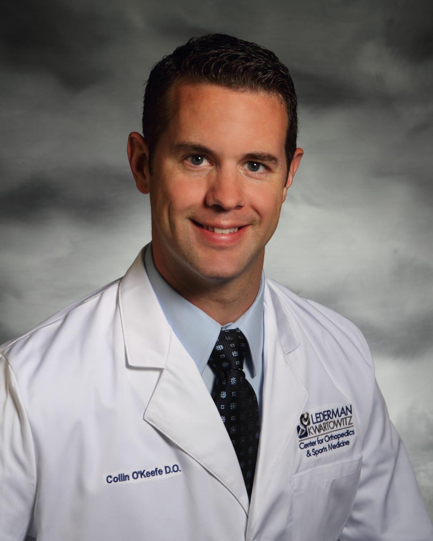 Dr. Collin J Okeefe DO