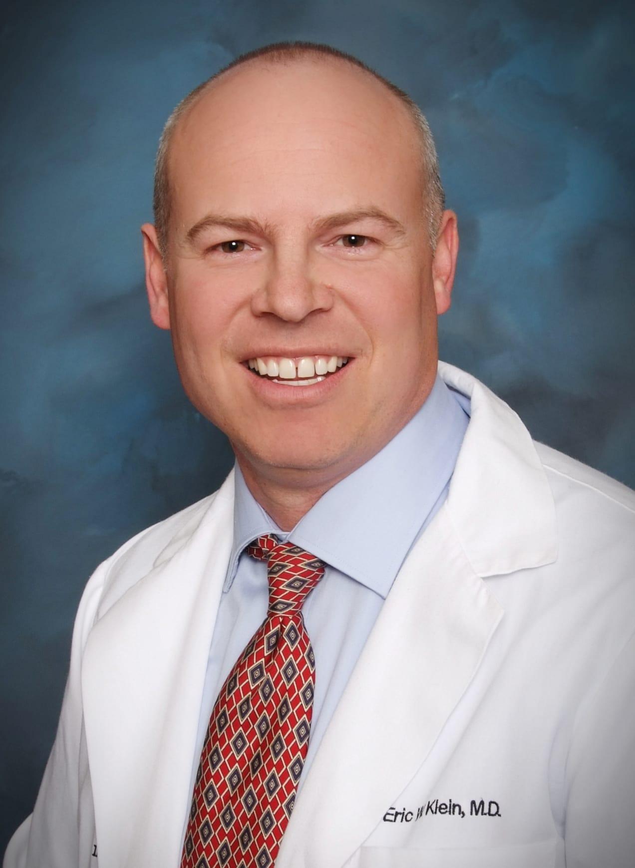Dr. Eric W Klein MD