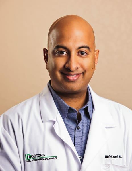 Dr. Nikhil K Bhayani MD