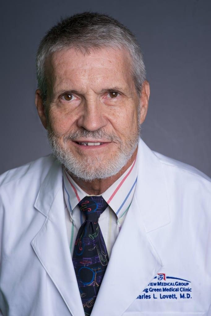 Dr. Charles L Lovett Jr MD