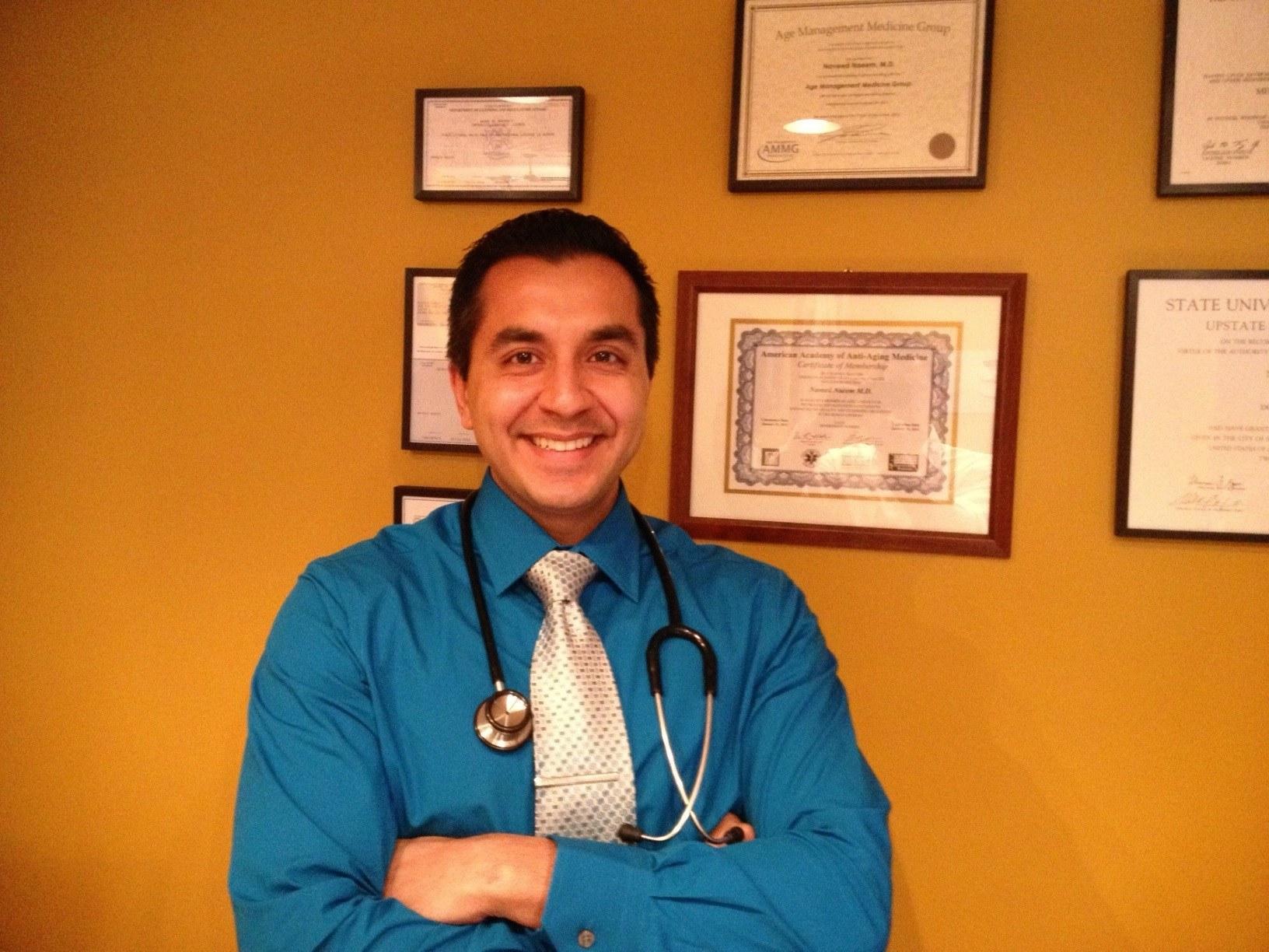 Dr. Naveed Naeem MD