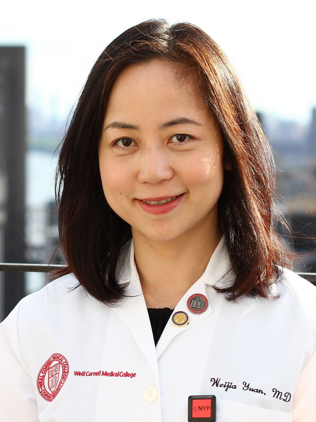 Appointments and Hours of Operation for Dr  Weijia Yuan