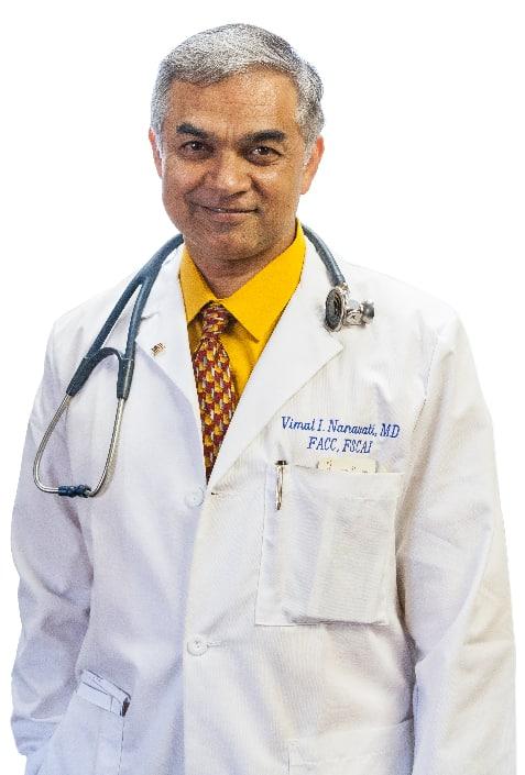 Dr. Vimal I Nanavati MD