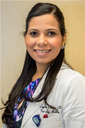 Dr. Kayra A Cepin-Plasencio MD