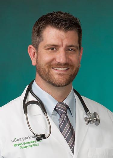 Bryan T Smedley, DO Otolaryngology