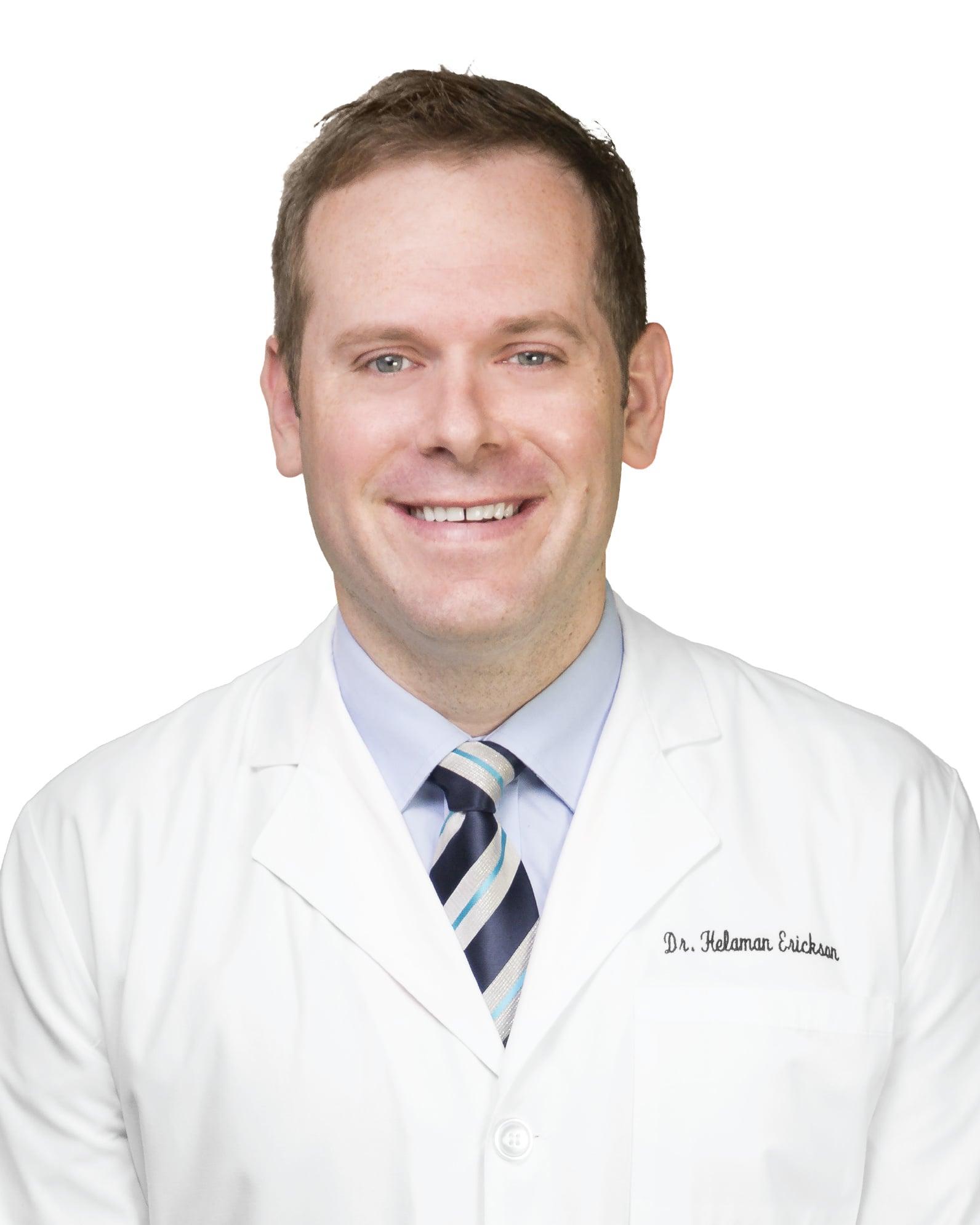 Helaman P Erickson, MD Dentist/Oral Surgeon
