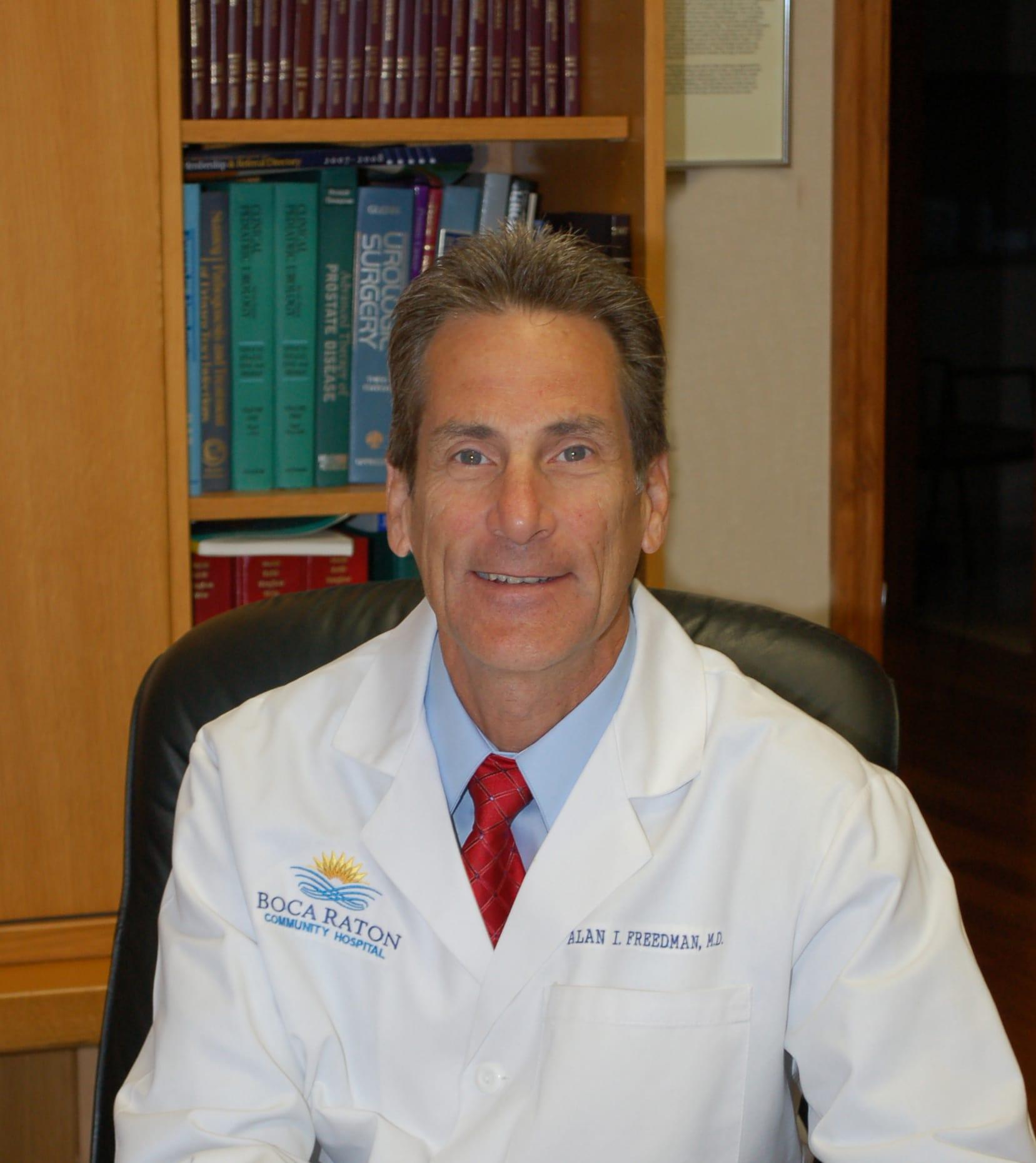 Dr. Alan I Freedman MD