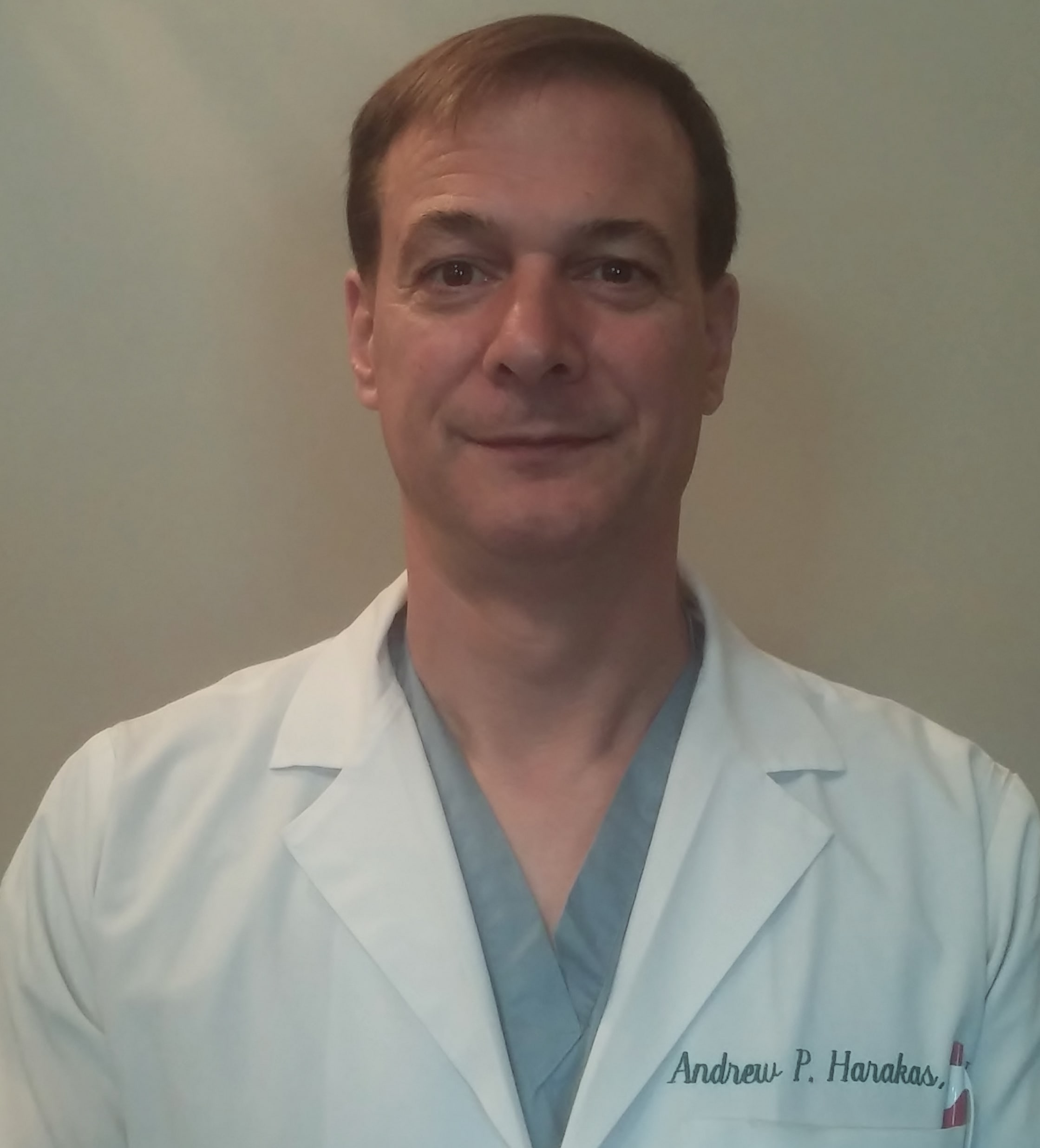 Dr. Andrew P Harakas MD