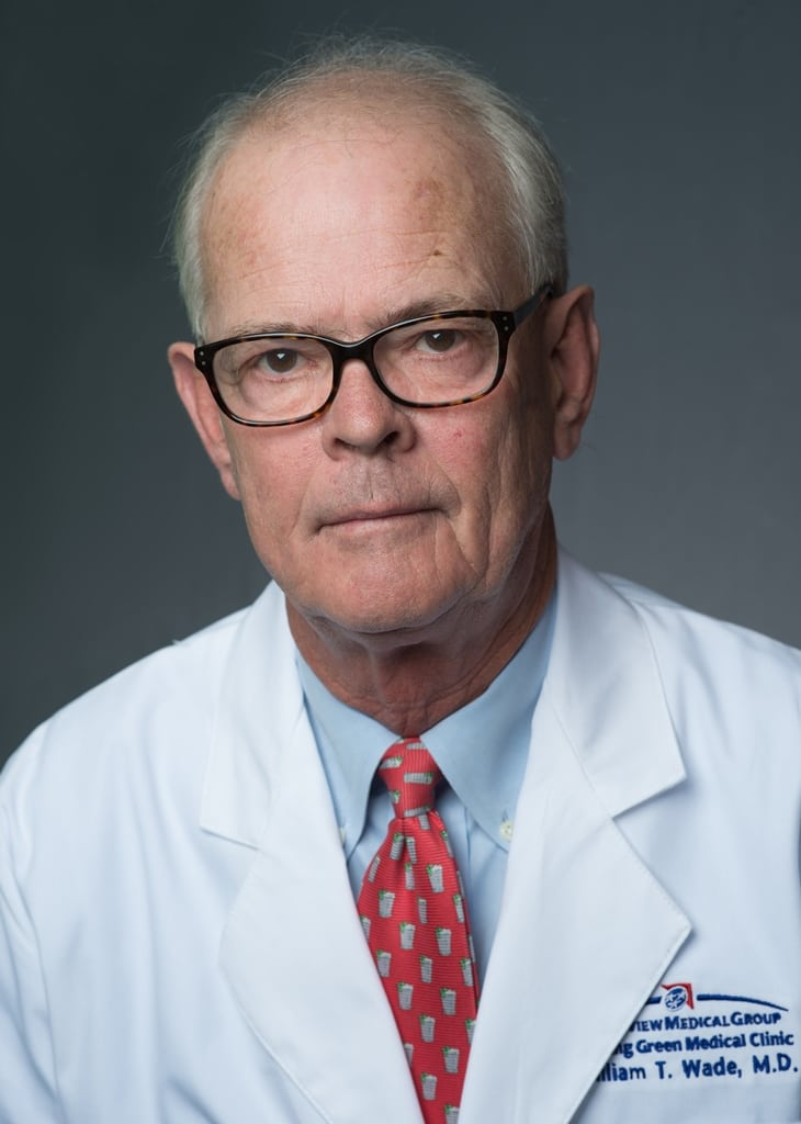 Dr. William T Wade MD