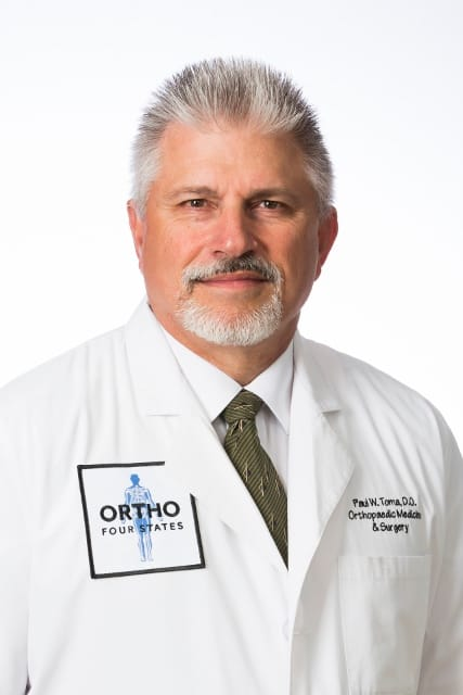 Dr. Paul W Toma DO