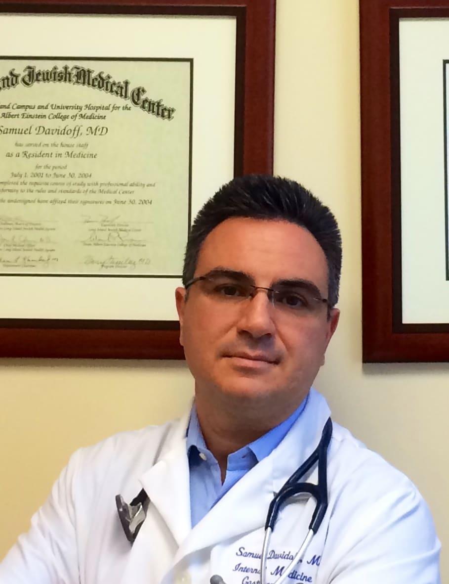 Dr. Samuel Davidoff DO