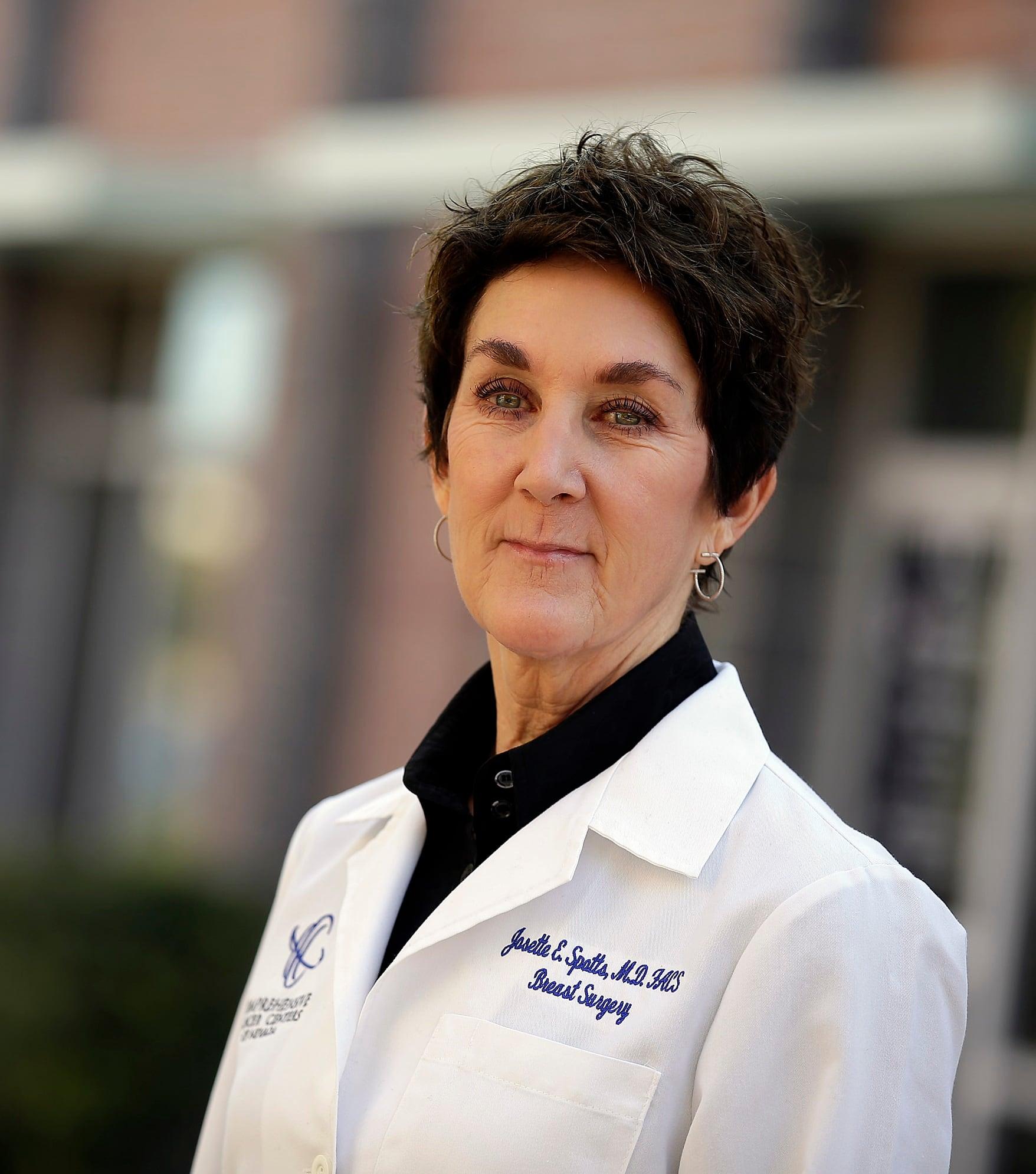 Dr. Josette E Spotts MD