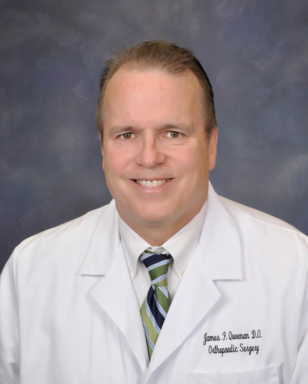 Dr. James F Queenan DO