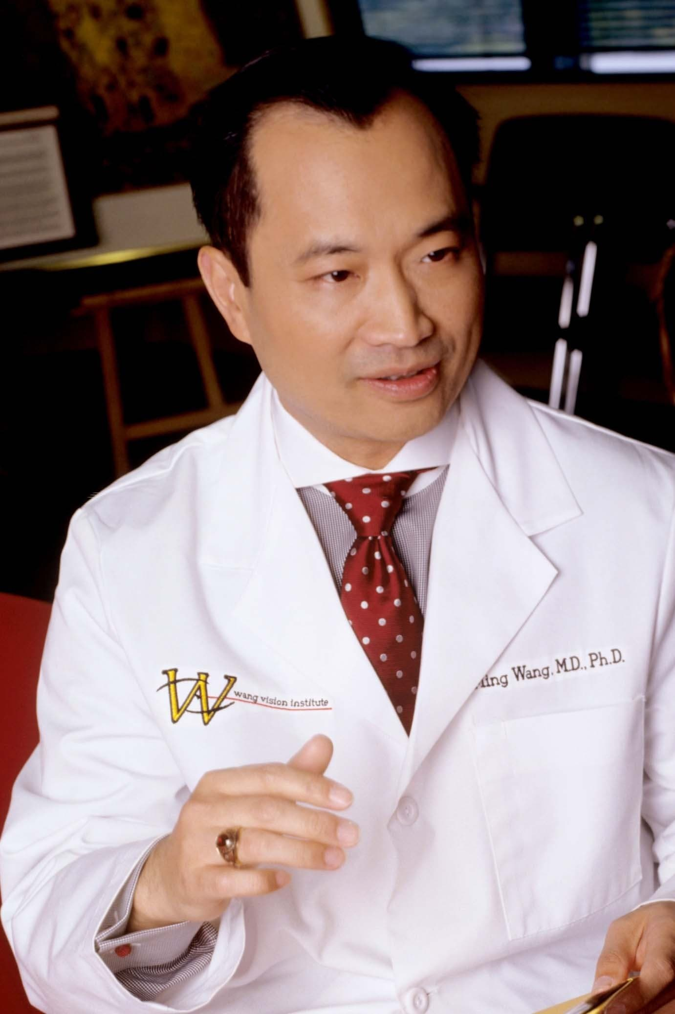Dr. Ming X Wang MD