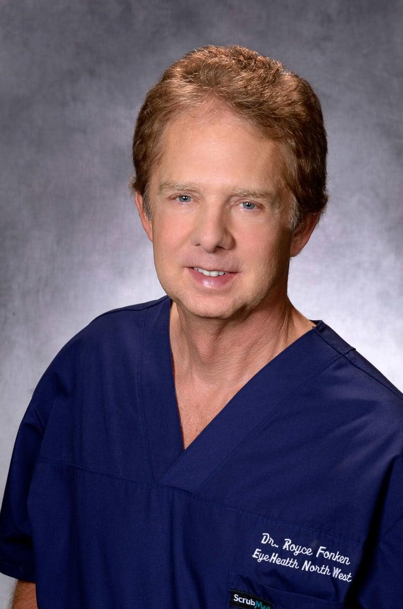 Dr. Royce L Fonken MD