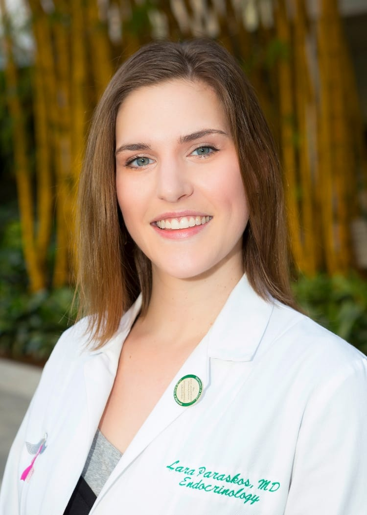 Dr. Lara M Paraskos MD