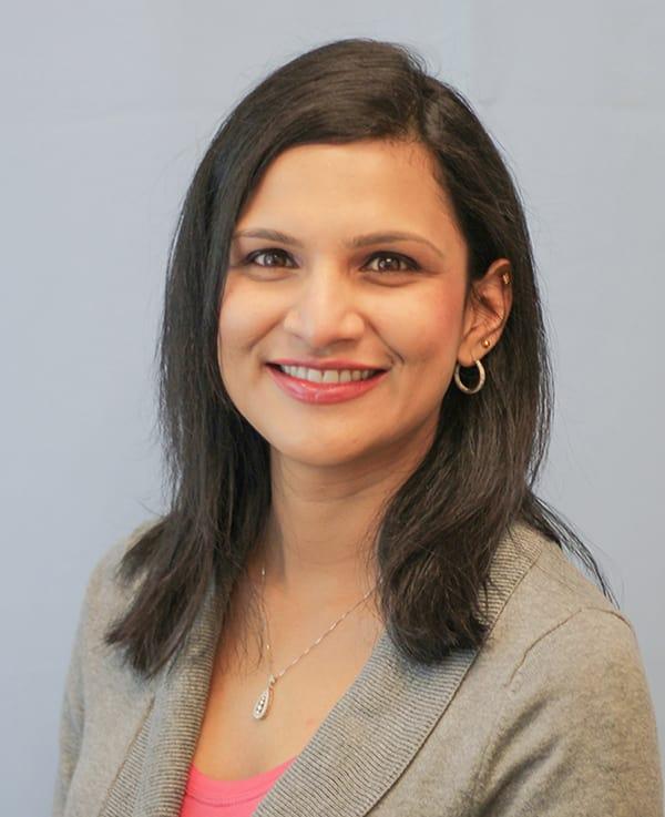 Dr. Anna V Chacko MD
