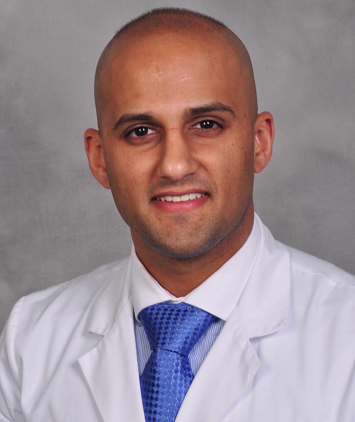 Dr. Kunal R Parikh MD