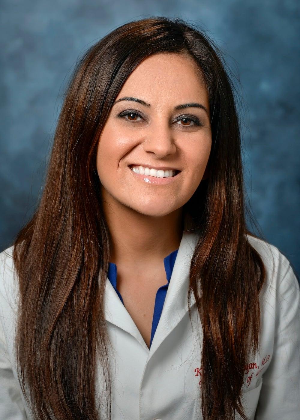 Dr. Karen N Zaghiyan MD