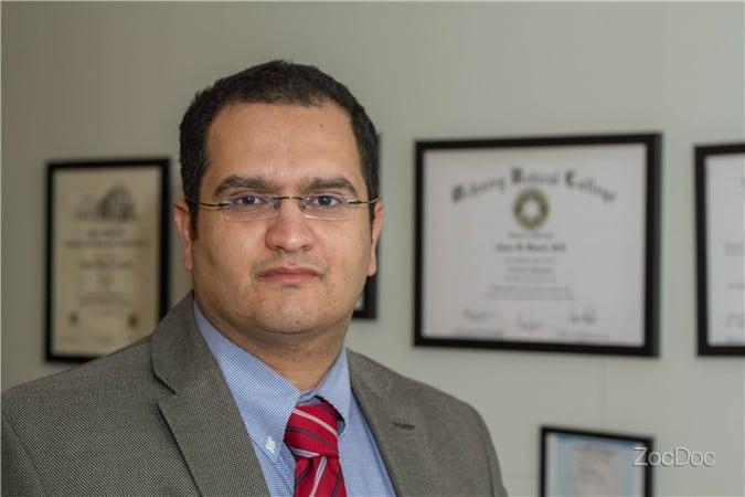 Dr. Tamer W Wassef MD