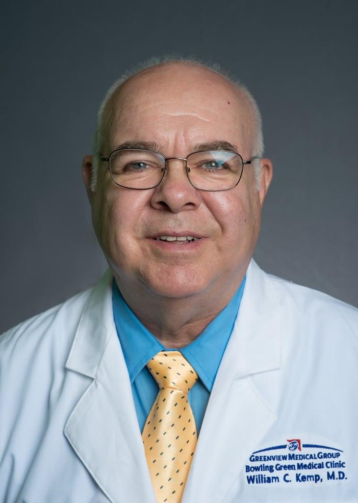 Dr. William C Kemp MD