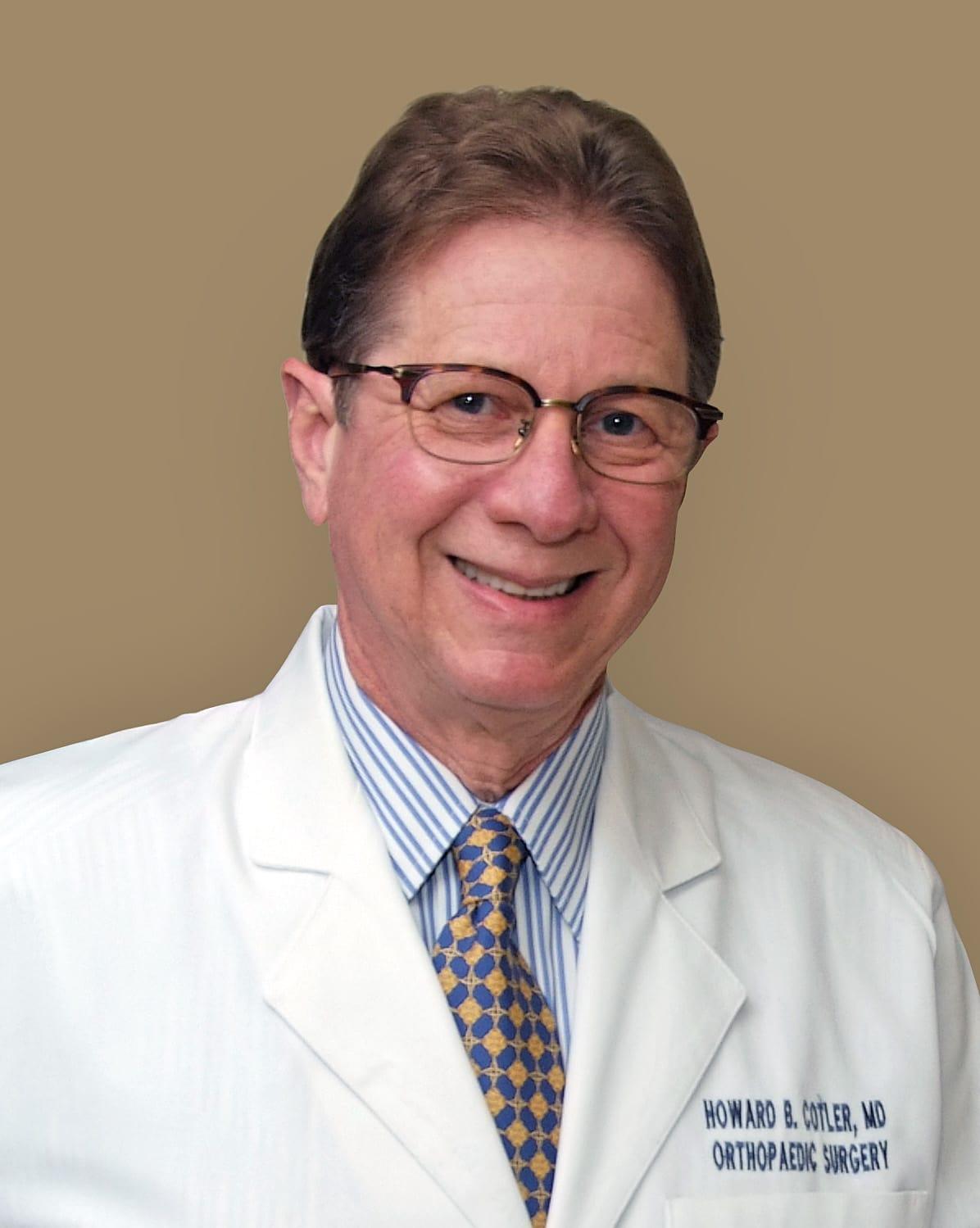 Dr. Howard B Cotler MD