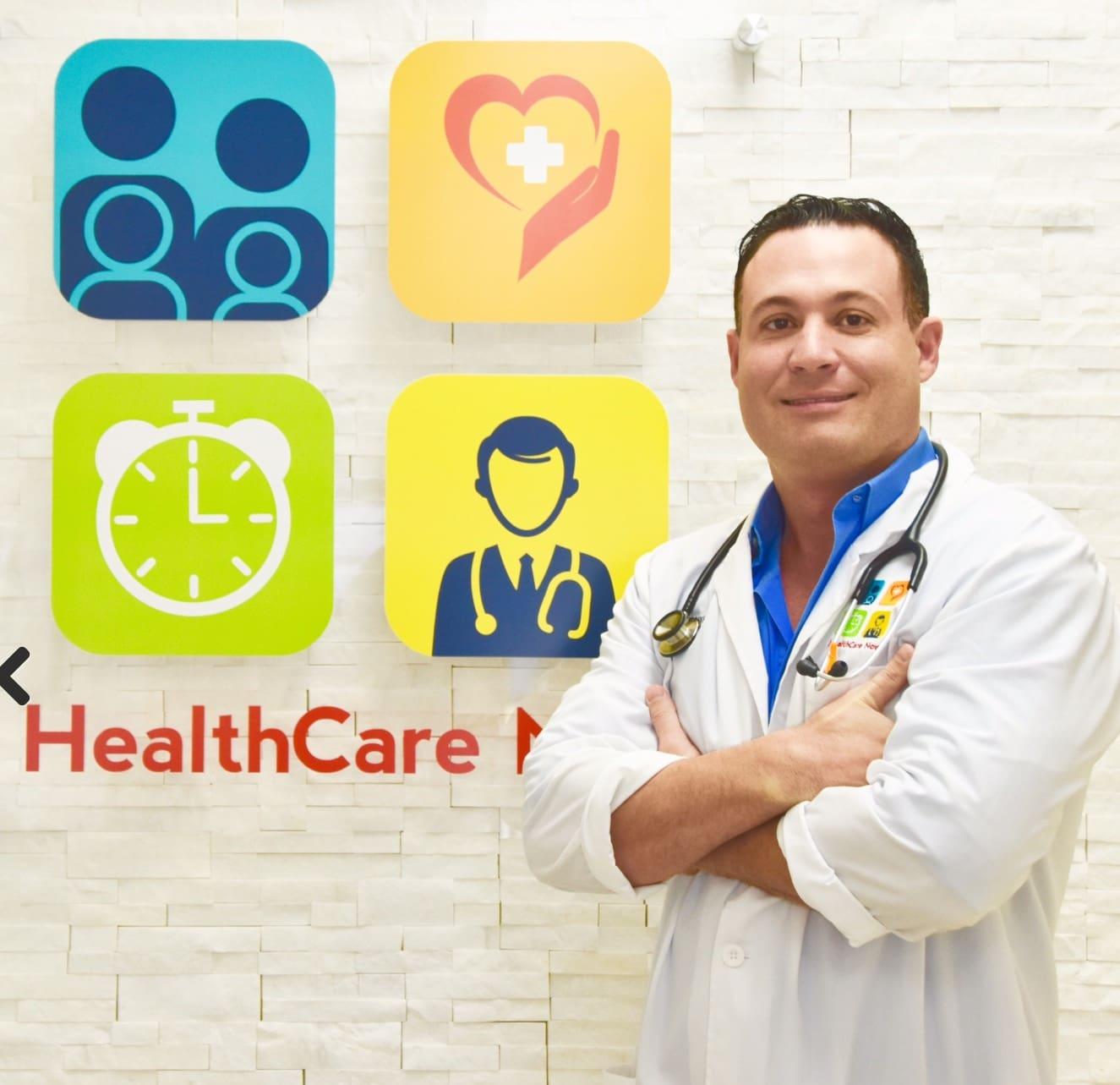 Dr. John W Hoover MD