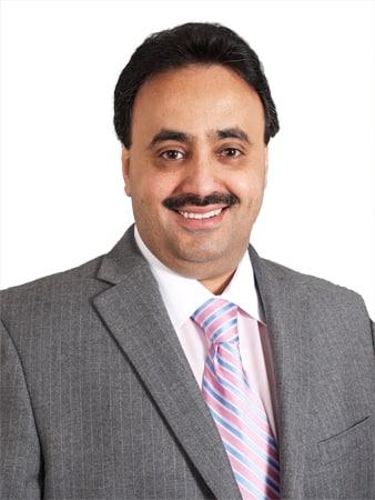 Dr. Gamal H Saleh MD