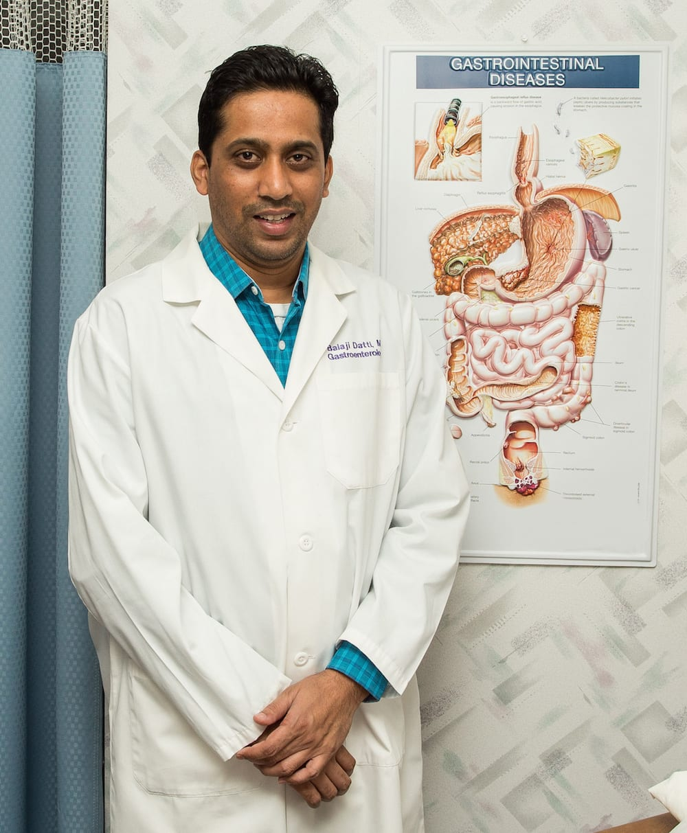 Dr. Balaji S Datti MD