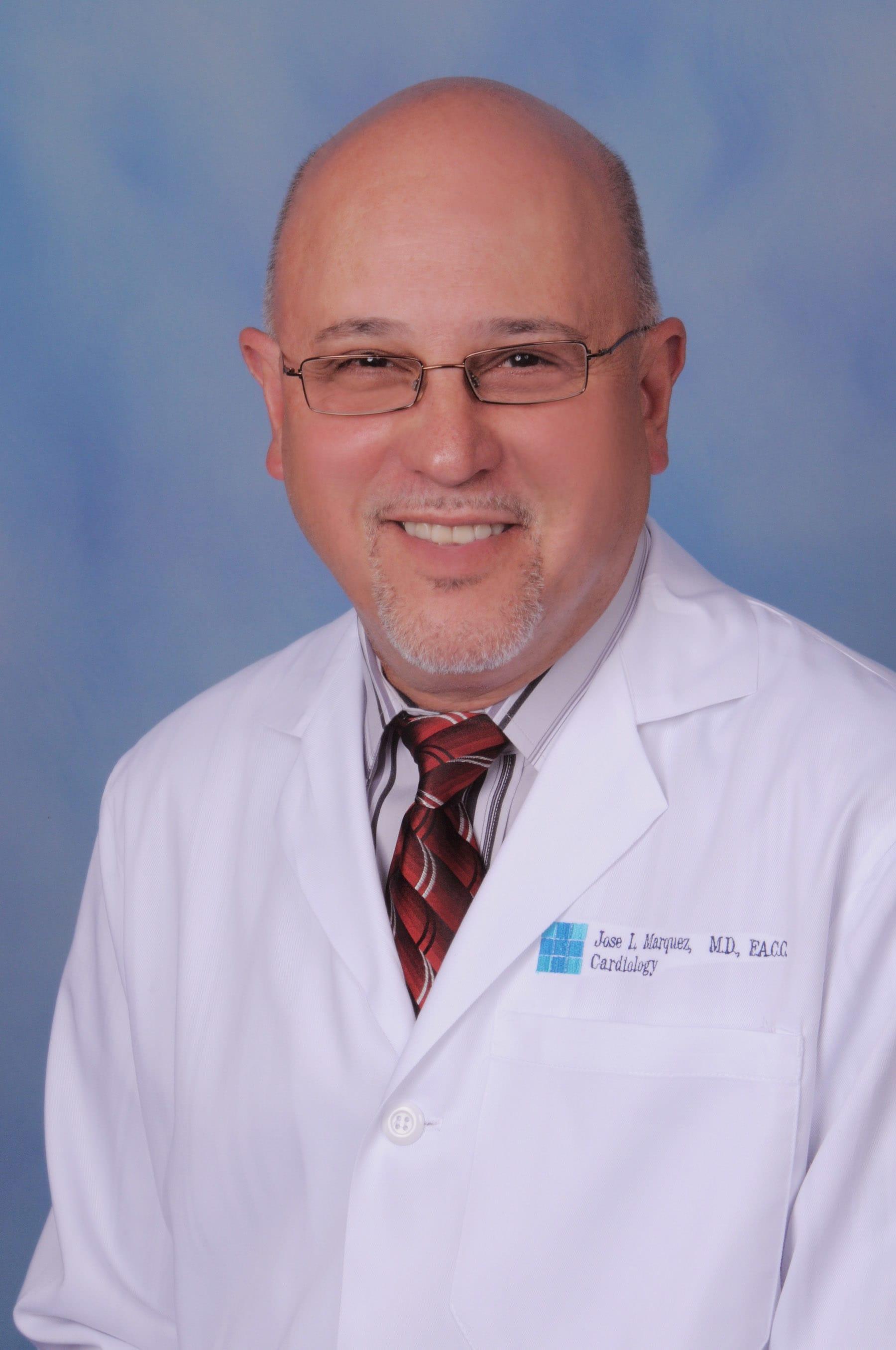 Jose L Marquez, MD Cardiovascular Disease