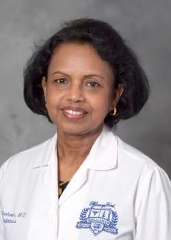 Dr. Thankamani H Krishnan MD