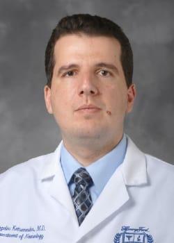Dr. Angelos Katramados MD