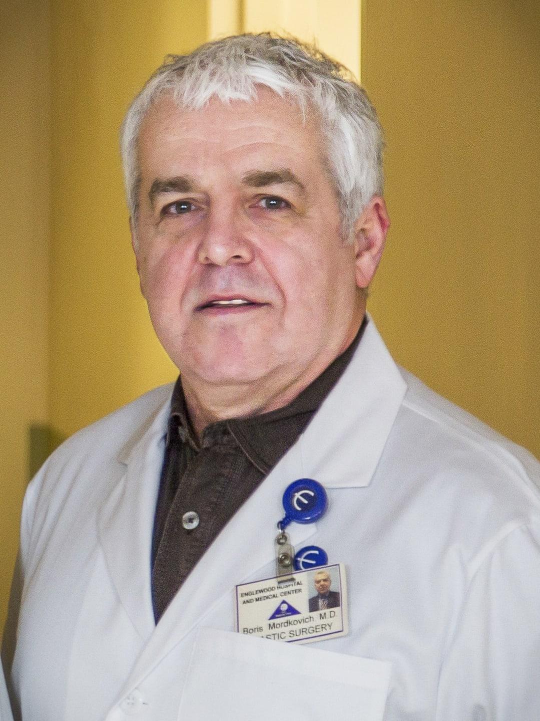 Boris Mordkovich, MD Surgery