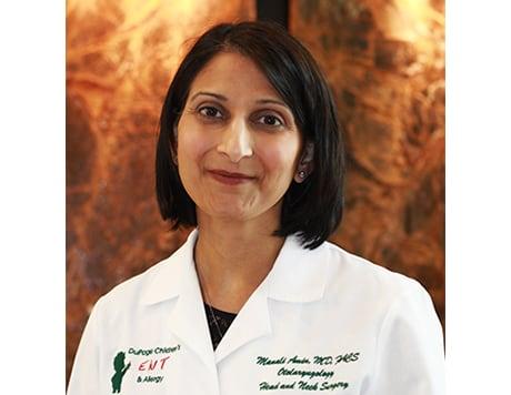 Manali S Amin, MD Otolaryngology
