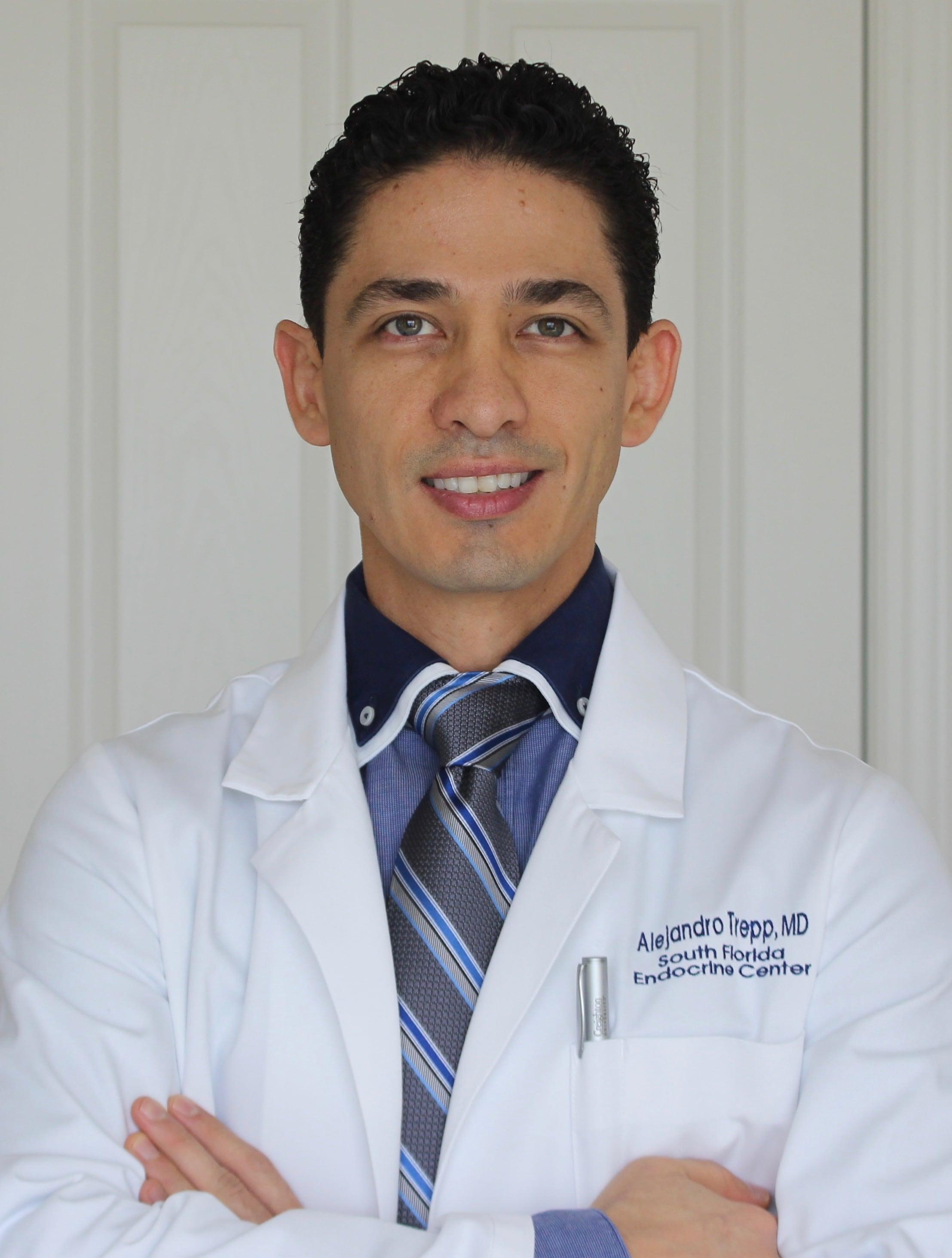 Dr. Alejandro G Trepp Carrasco MD
