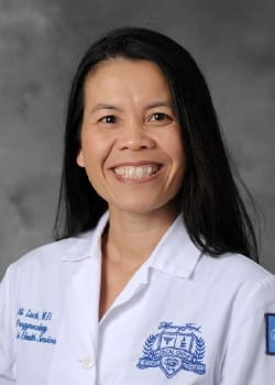 Ali M Luck, MD Gynecology
