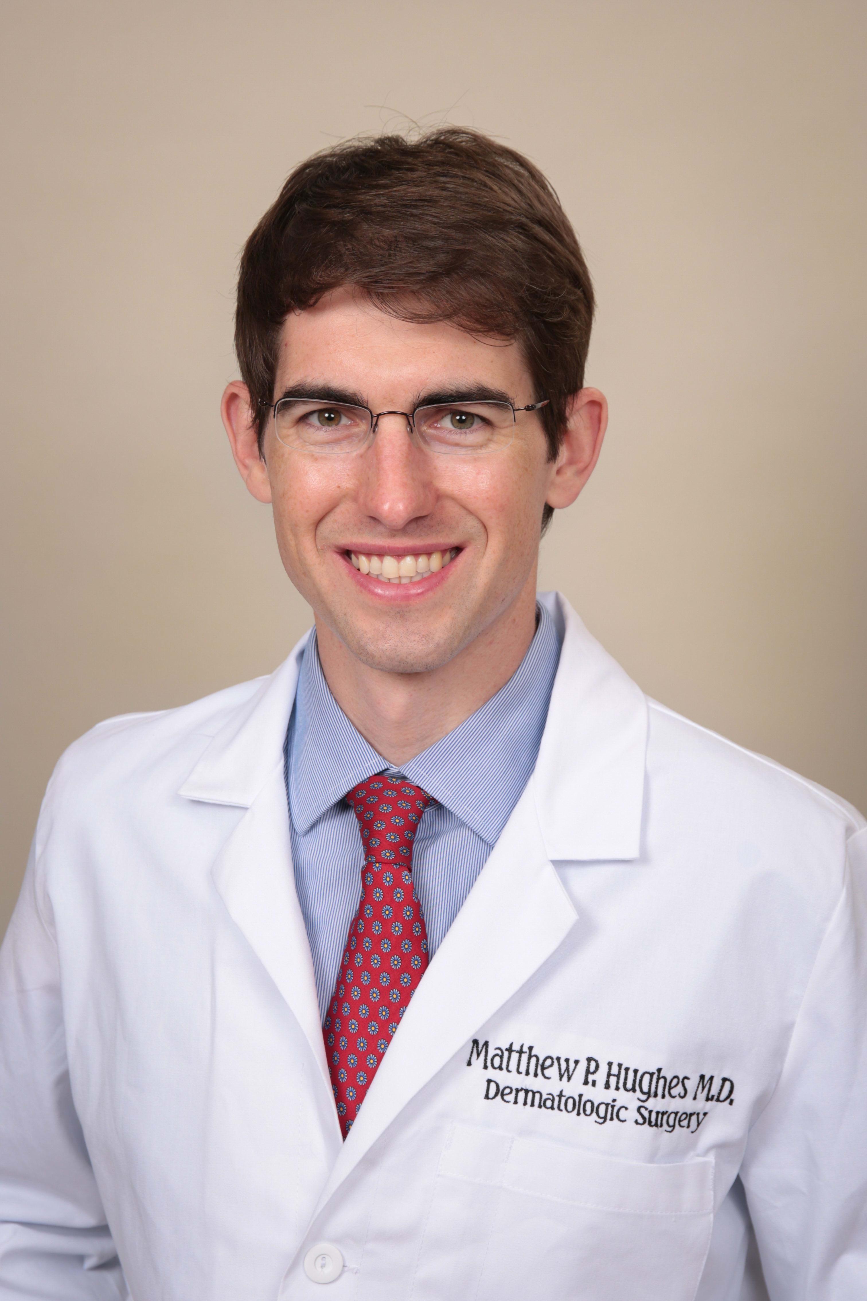 Dr. Matthew P Hughes MD