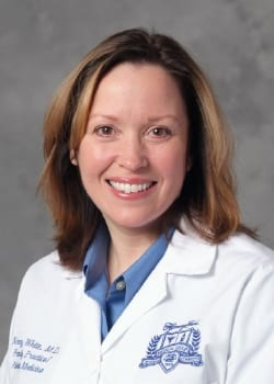 Dr. Nancy S White MD
