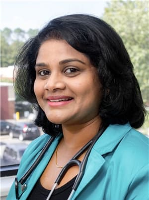 Sree L Gogineni, MD Family Medicine