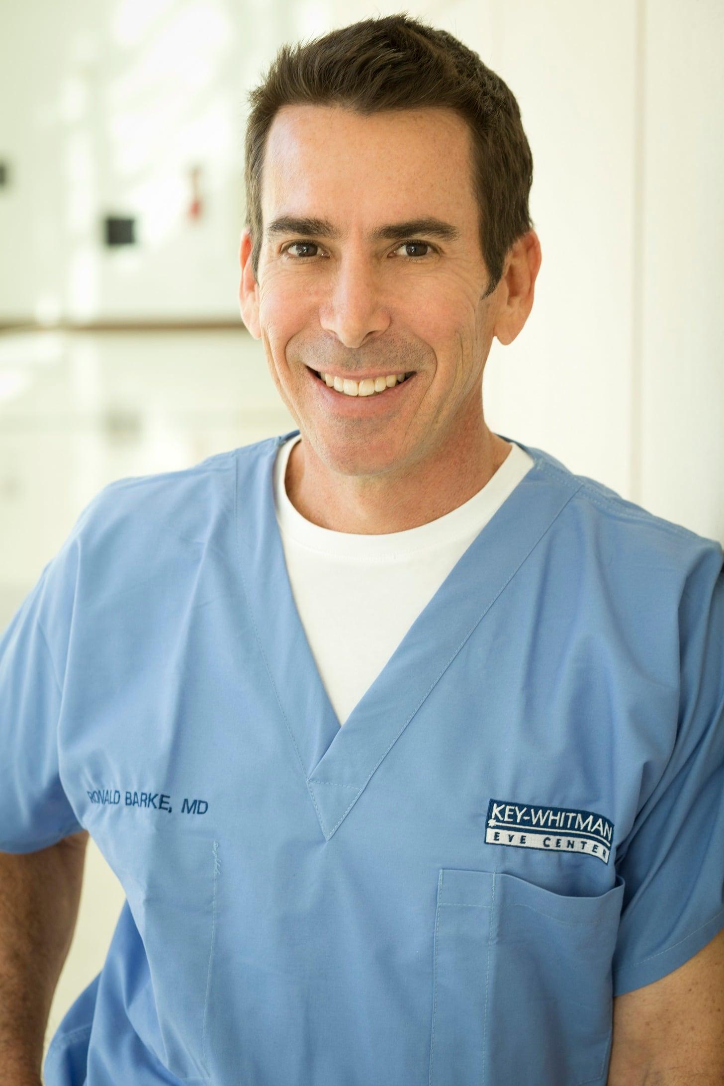 Dr. Ronald M Barke MD