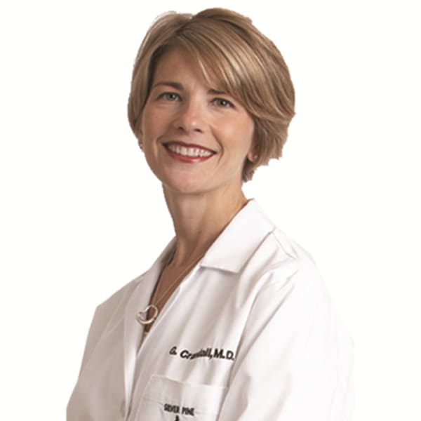 Dr. Genevieve J Crandall MD