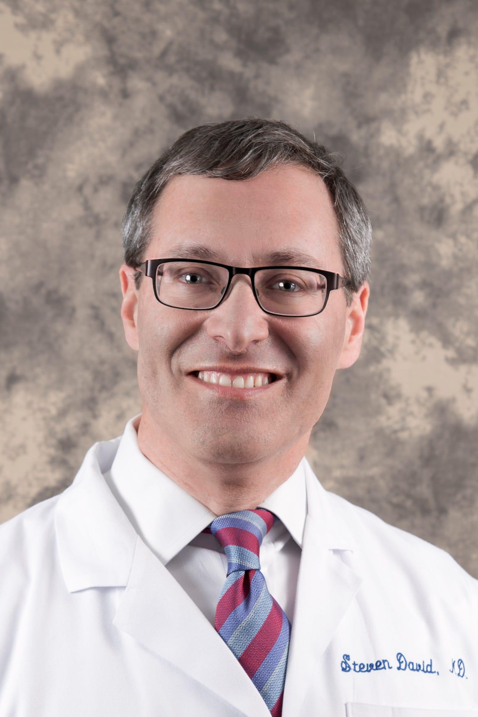 Dr. Steven David MD