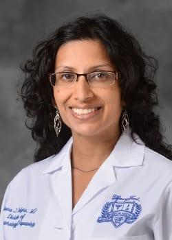 Dr. Reena J Salgia MD