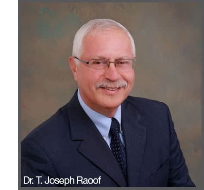 Dr. Tooraj J Raoof MD